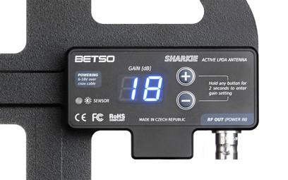 Sharkie amplifier
